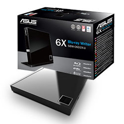 Asus BLUE RAY WRITER EXTERNAL (SBW-06D2X-U PRO)