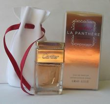 Cartier LA Panthere Eau De Perfume Miniature 0.5 fl.oz. Sealed