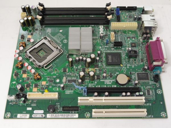 Dell Optiplex 755 Socket LGA775 Intel Motherboard (Refurbished)
