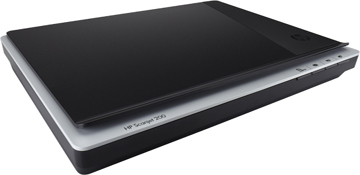 HP SCANNER SCANJET 200 FLATBED SCANNER