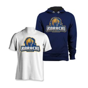 Karachi Kings Pakistan Super League Hoodie