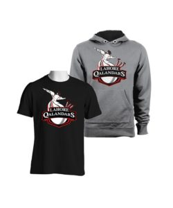 Lahore Qalandars Pakistan Super League Hoodie