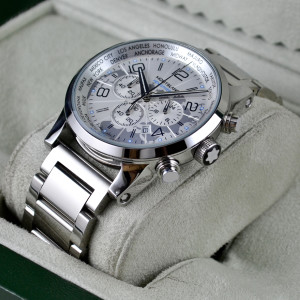 Montblanc Hemispheres Chronograph for Men