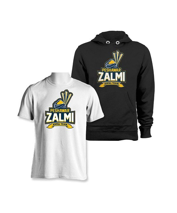 Peshawar Zalmi Pakistan Super League Hoodie