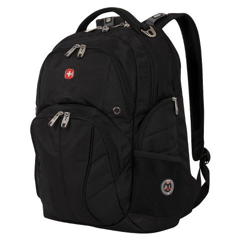 Original Model of SwissGear Backpack Black