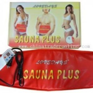 sauna belt plus