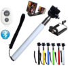 3D Magnifier Glass And Selfie Stick Karachi Pakistan