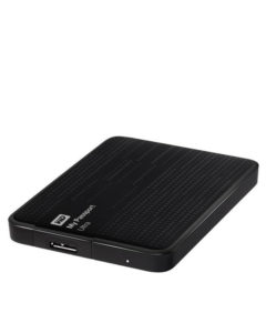 Western Digital Passport Ultra 1000GB (WDBZFP0010BBK) - USB 3.0