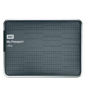 Western Digital Passport Ultra 2000GB (WDBMWV0020BBK) - USB 3.0