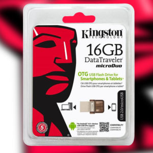 16GB Kingston Dual USB For Mobile and PC Karachi Pakistan
