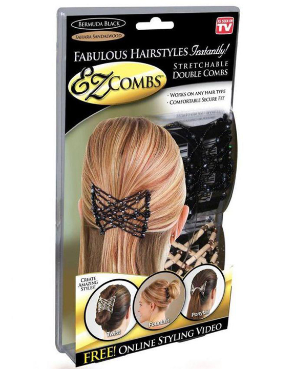 EZ Stretchable Double Combs, Karachi, Pakistan