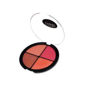 MAC Blush On 4 Color with Free Mascara