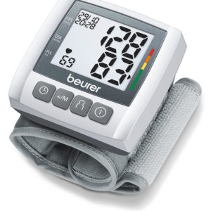 Beurer BC 30 Wrist Blood Pressure Monitor, Grey in Karachi