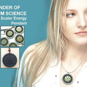 Quantum Science Scalar Energy Pendant Karachi Pakistan